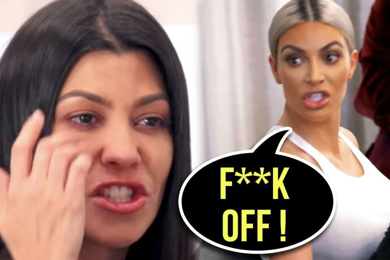 Video: Season 15 Of Keeping Up With The Kardashians, The Claws Come Out! 1