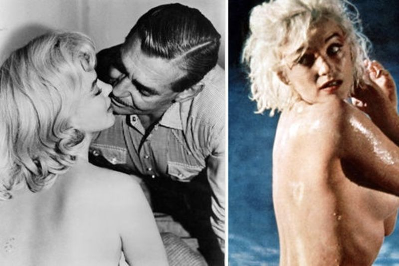 Video: New Footage Of Marilyn Monroe Nude Scene Has Been Discovered! 1