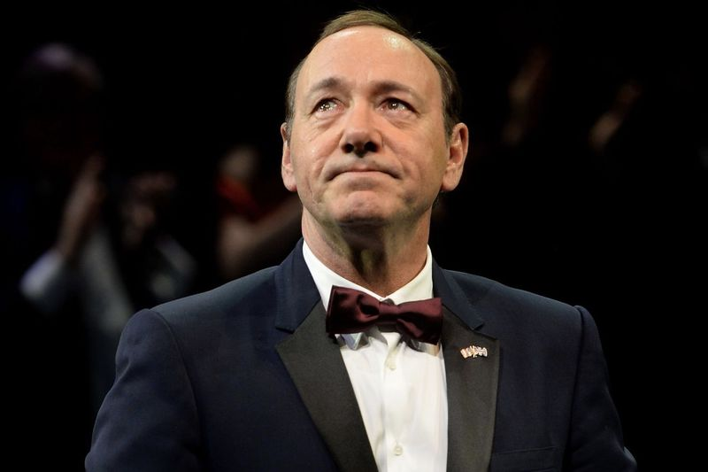 Kevin Spacey Film Rakes In A Total Of  £98 On Opening Day 1