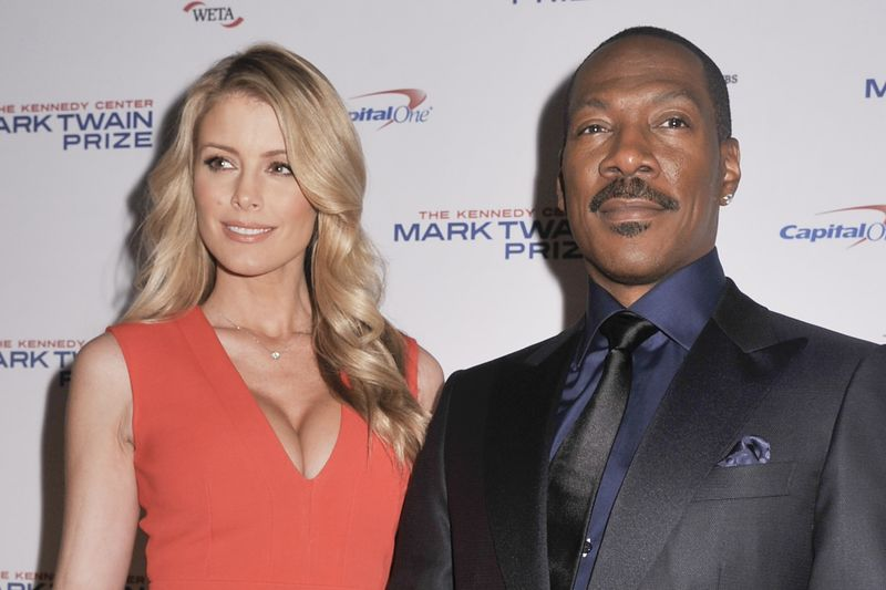 Eddie Murphy is Expecting his 10th Child 1