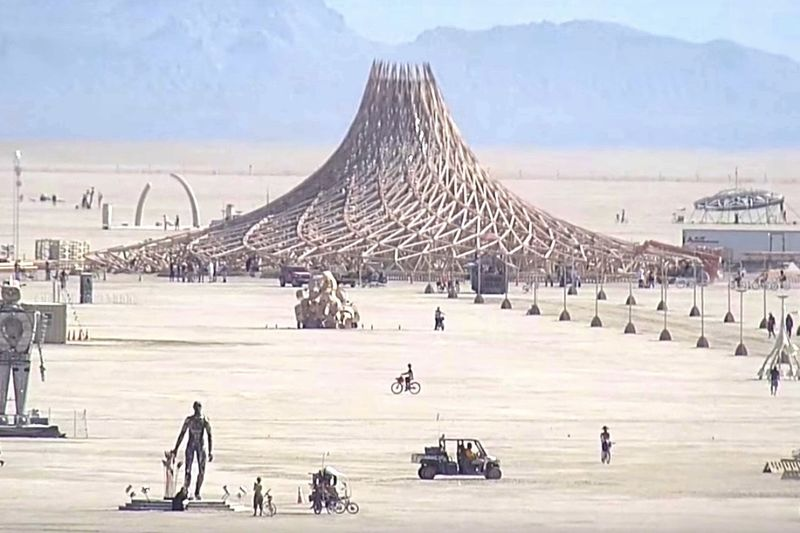 Burning Man 2018 – Celebrity Appearances 1