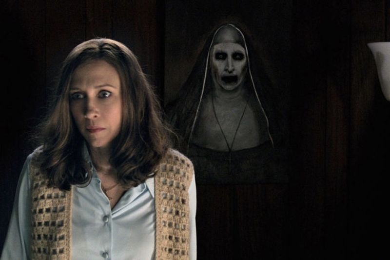 The Conjuring Scare Prank 1