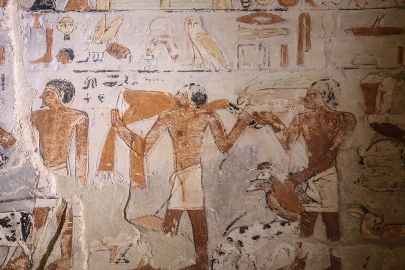 New Egyptian Tomb Has Been Opened To The Public 1