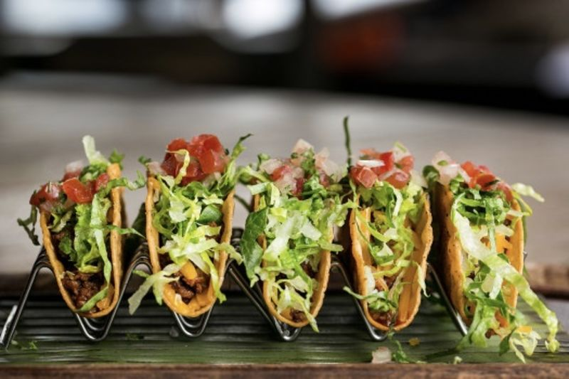 Lets Tacobout National Taco Day on Thursday 4th October 1