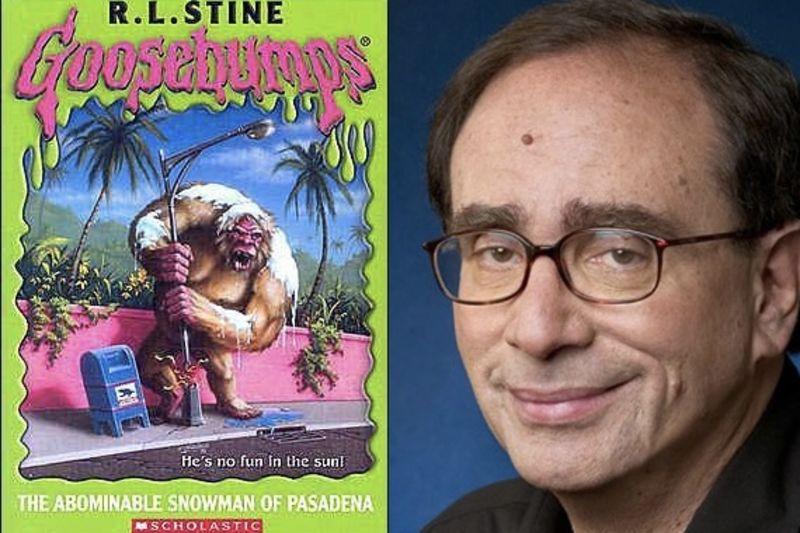 Goosebumps Author R.L. Stine Turns 75 1