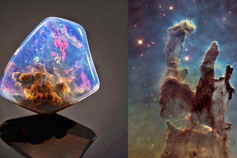 Top 5 Most Beautiful Minerals Ever Found 1