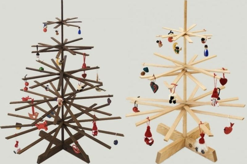 Quick, Easy And Cheap DIY Christmas Tree And More 1