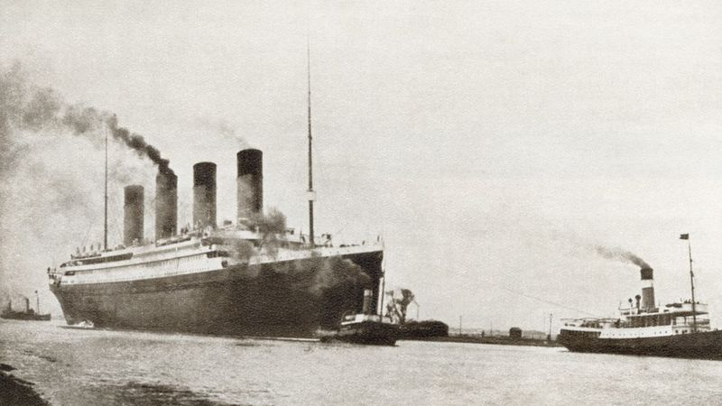 Billionaire to Build the Titanic II 1