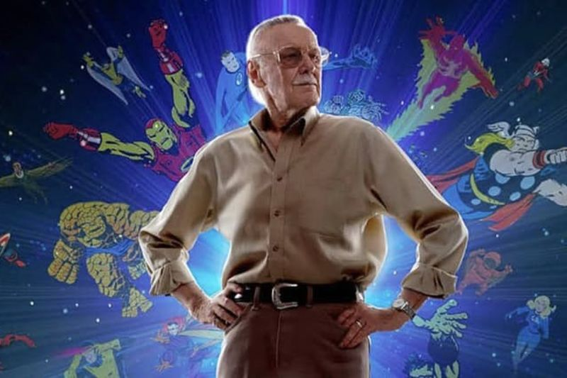 Remembering Stan Lee With Every Cameo Ever 1