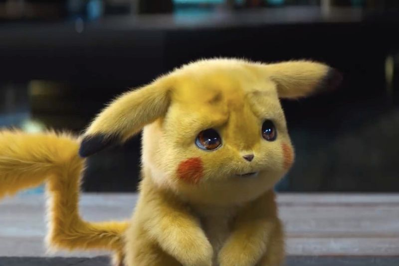 POKEMON Detective Pikachu | 2019 Movie 1