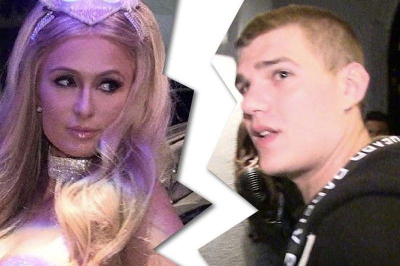 Paris Hilton Loves Love | Splits With 3rd Fiancé 1