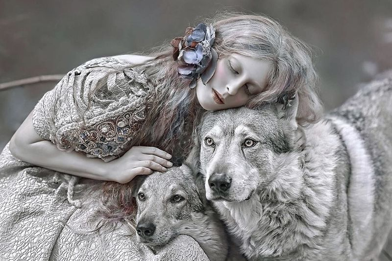 Fantasy World In Pictures | Agnieszka Lorek 1