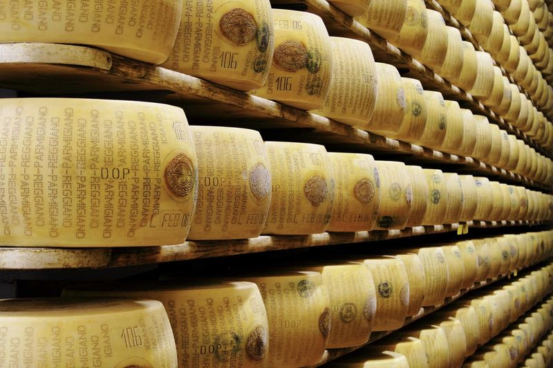 The Reason Why Parmesan Cheese Is So Expensive 1