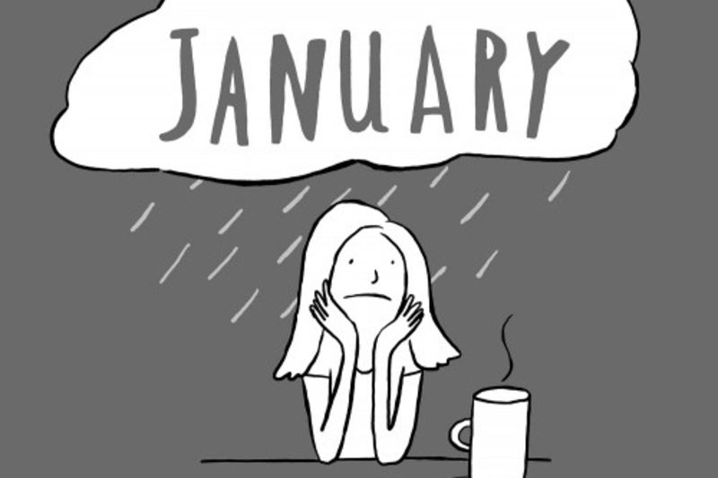 How to Beat The January Blues | 2019 1