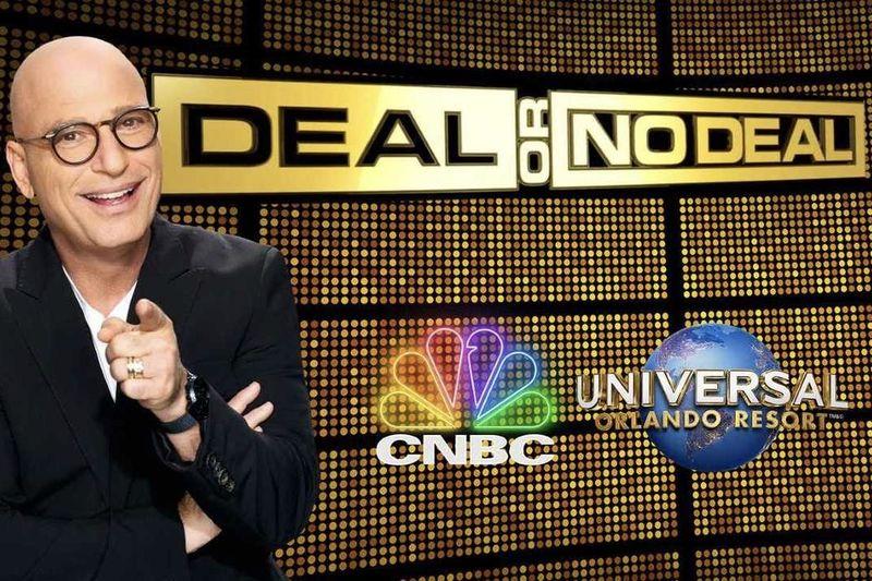 Howie Mandel Returning to Deal or No Deal 1
