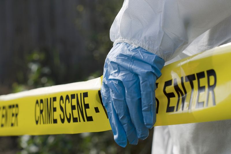 Crime Scene Cleaners | Real Life CSI 1