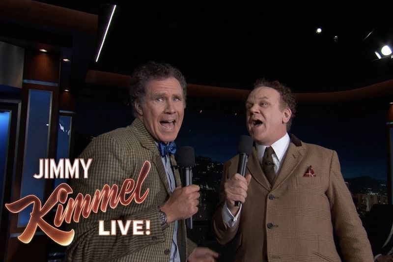 Will Ferrel And John C. Reilly On Living In England 1
