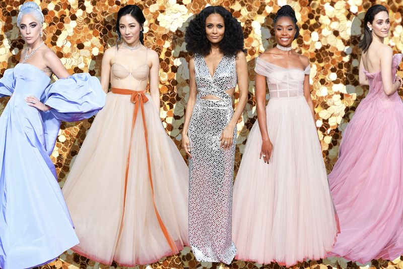 Top 10 Best Looks At The 2019 Golden Globes 1