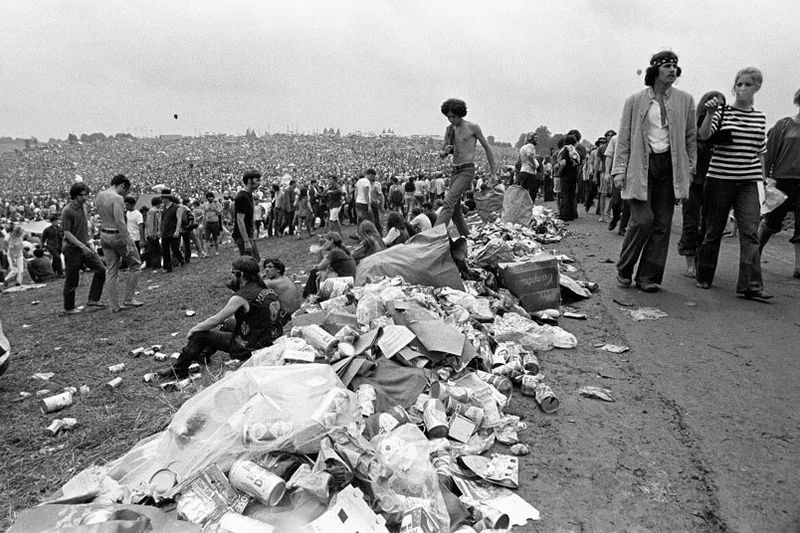 Messed Up Things That Happened At Woodstock 1