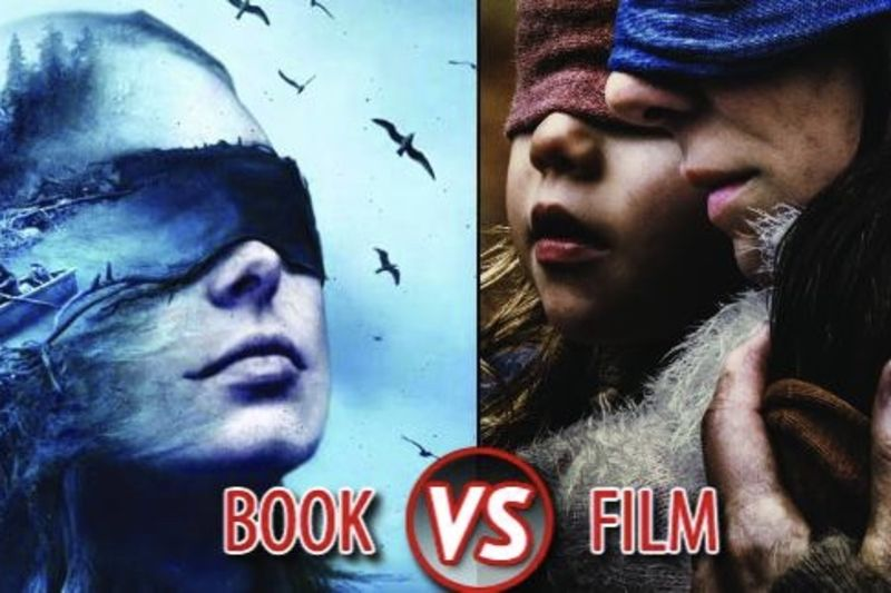 10 Differences Between Bird Box Movie & Book 1