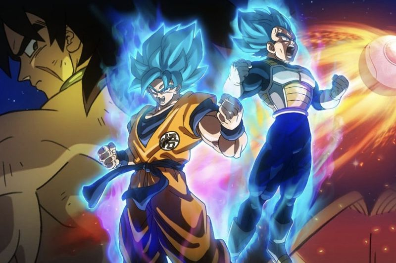 'Dragon Ball Super: Broly' Reels in $5M on Opening Day 1