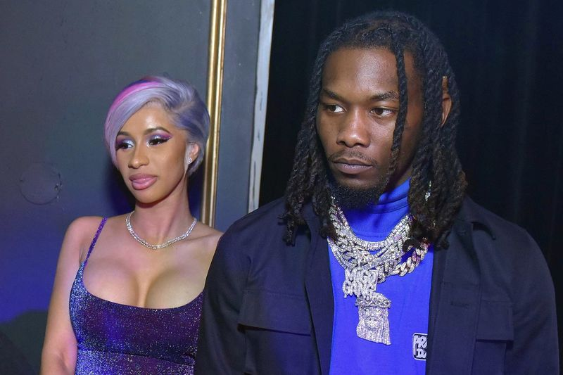 Cardi B And Offset Spotted Partying Together 1