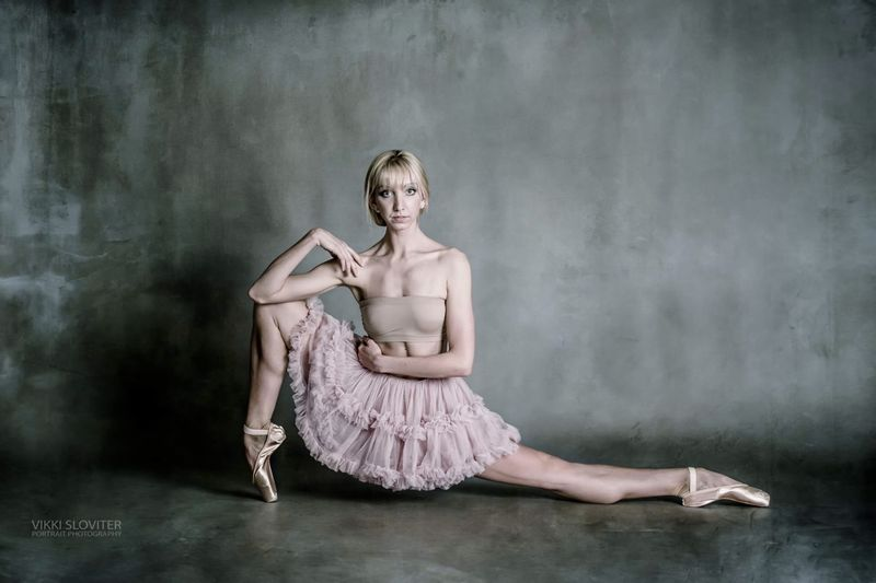 A Ballerina's Entire Routine, From Waking Up to Showtime 1