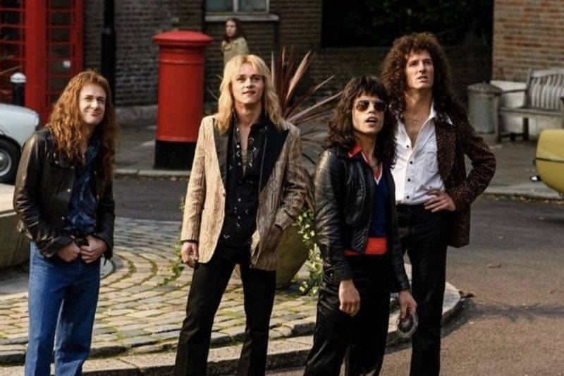 Bohemian Rhapsody Movie Versus Real Life 1