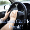 Video-Guy-Pranks-His-Friend-By-Wiring-His-Break-Pedal-To-The-Car-Horn