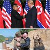 Trump And Kim Jong-un Kiss And Make Up 9