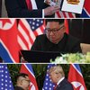 Trump And Kim Jong-un Kiss And Make Up 10