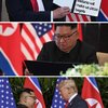 Trump And Kim Jong-un Kiss And Make Up 16
