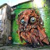 Street Artist Turns Rubbish into Street Art – Meet Bordalo II 11
