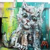 Street Artist Turns Rubbish into Street Art – Meet Bordalo II 19