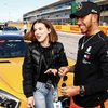 Millie-Bobby-Brown-Hits-the-Track-with-Lewis-Hamilton
